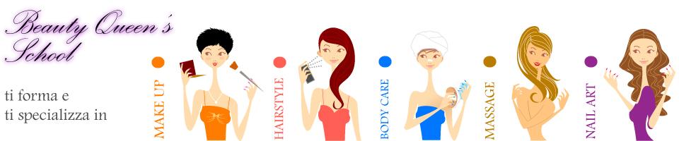 Scuola di estetica e parrucchieri Beauty Queen's School Lecce,  Brindisi e Taranto. Beauty Salento ! - La Scuola di estetica e parrucchieri Beauty Queen's School organizza corsi di estetica e acconciatura riconosciuti dalla provincia di Lecce, Brindisi, Taranto e Regione Puglia, validi in Italia e nella Comunità Europea. BENVENUTI nel BLOG BQS