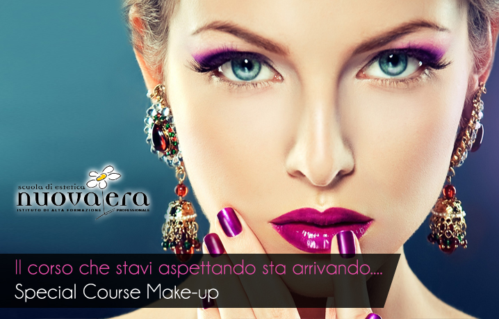 corso di make up bari